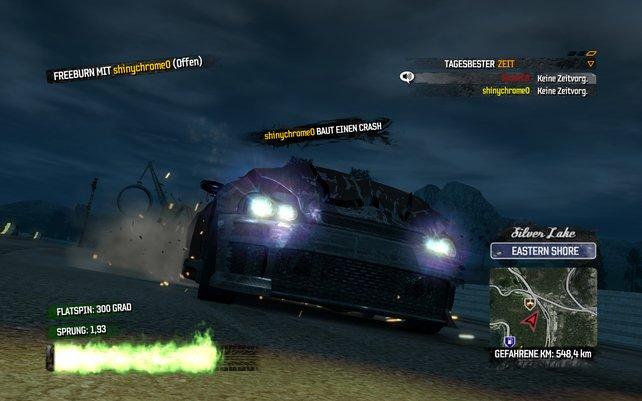 KingLucas29 hat neben vielen anderen Spielen auch zu Burnout Paradise geschrieben.