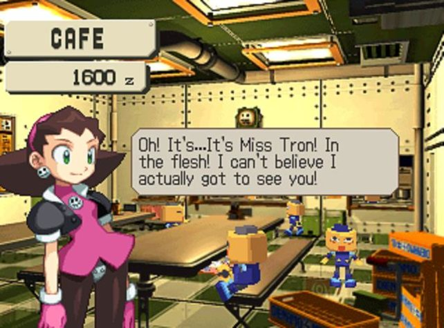 The Misadventures of Tron Bonne (1999) - ein Ableger von Mega Man Legends