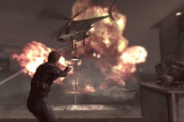 Wo Jason Bourne auftaucht, da kracht es gewaltig.