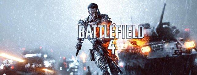 Battlefield 4: Steuerung per Maus und Tastatur für PS4 im Gespräch