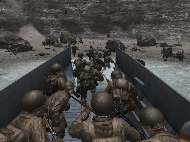Mit dem D-Day hat in Call of Duty alles angefangen.