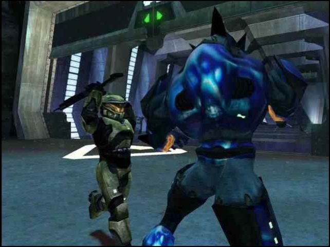 Den Nahkampf auf Knopfdruck hat Halo damals etabliert.