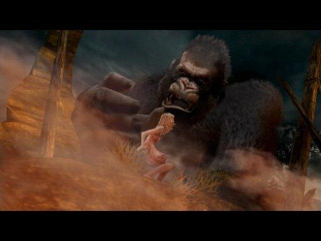 """King Kong und seine """"Geliebte"""""""
