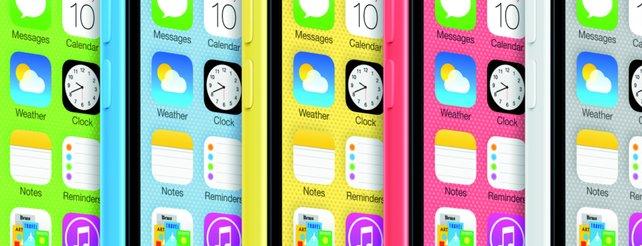 Apple stellt iPhone 5C und iPhone 5S vor, Fingerabdrucksensor kommt zum Einsatz