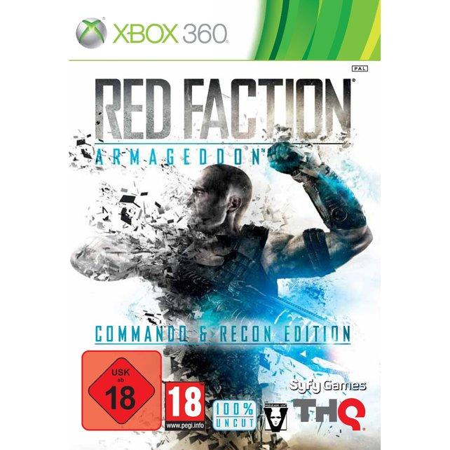 Red Faction Armageddon wird von Volition entwickelt und von THQ vertrieben.