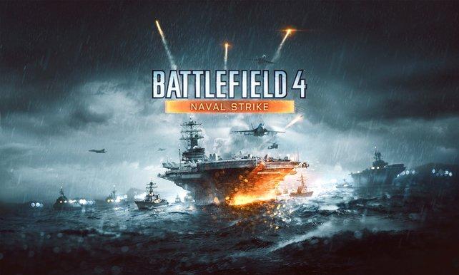 """In Naval Strike liegt der Fokus auf mächtigen Seeschlachten und dem neuen Spielmodus """"Trägerangriff""""."""