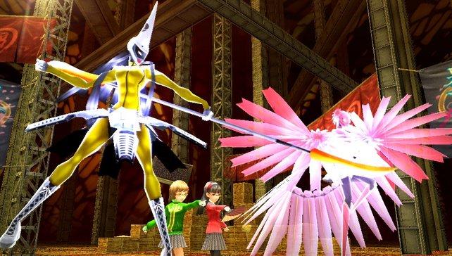 Persona 4 - The Golden ist eines der besten Vita-Spiele.