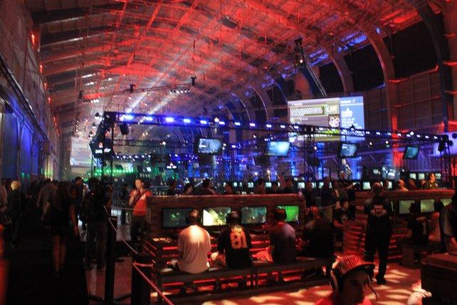 Eine Großveranstaltung für alle Fans: die Call of Duty XP.