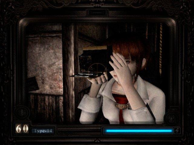 Schon in Teil 1 dient die treue Kamera als einzige Waffe gegen Geister.