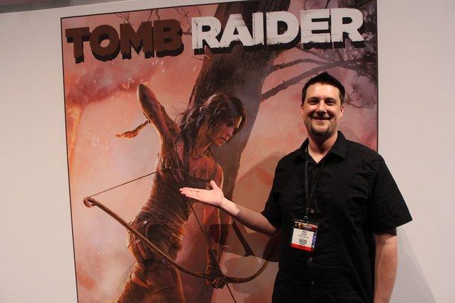 Noah Hughes von Tomb Raider