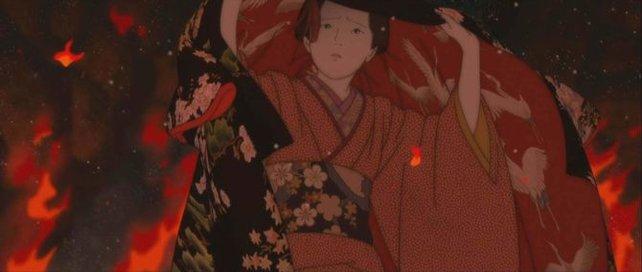 Owaka ist die weibliche Hauptdarstellerin in Combustible.
