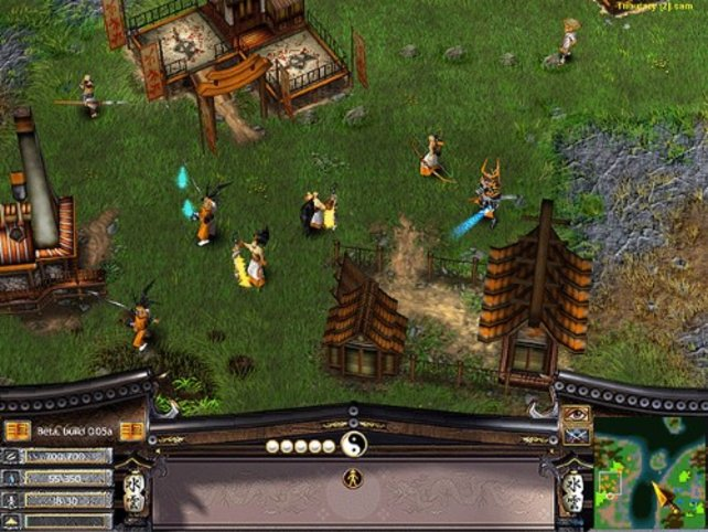 In einem Dorf des Drachen-Clans