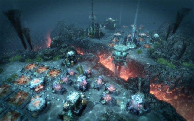 Erforscht im neuen Anno-Teil die Zukunft und entdeckt neue Rohstoffe im Meer.