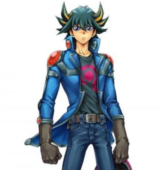 Yusei Fudo, der Held der neuen Staffel.