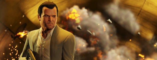 GTA 5: Aufgemotzte Karren, misslungene Pläne und Nostalgie auf neuen Bildern
