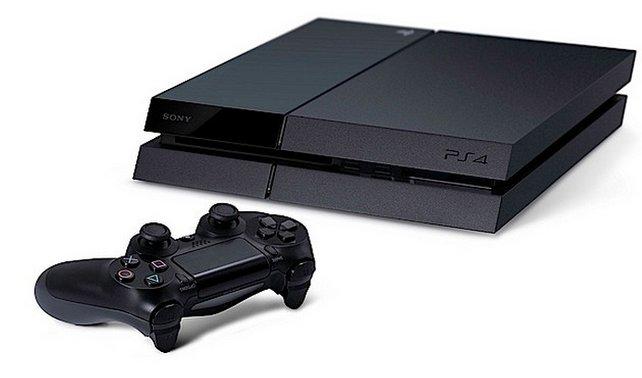 Ähnlich wie Xbox One setzt PS4 auf harte Kanten.