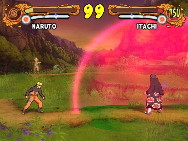 Naruto kämpft sich wieder mal die Seele aus dem Leib.