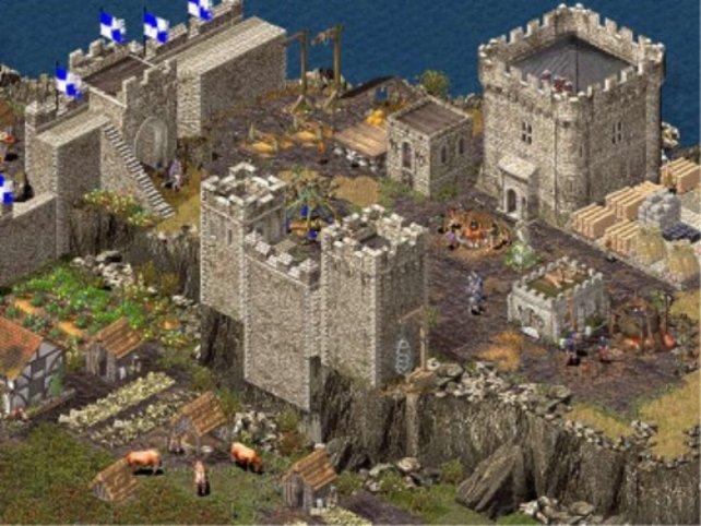 Eine stolze Festung