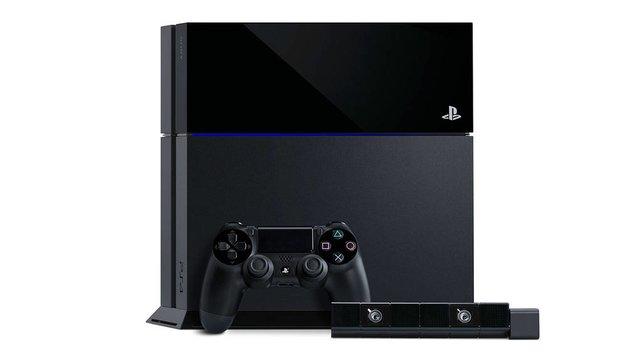 Auf der Gamescom könnt ihr sie anfassen, die PlayStation 4.