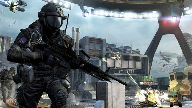 """Die """"Strike Force""""-Missionen beeinflussen die Geschichte."""