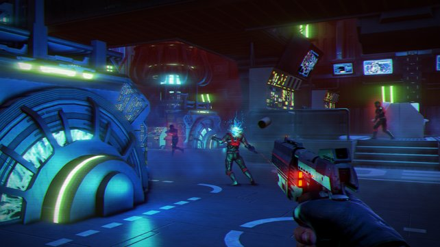 Far Cry 3 - Blood Dragon hat mit Far Cry 3 nicht mehr viel gemein.