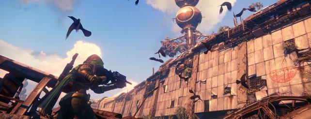 Destiny: Bungies kommender Shooter ist auch solo spielbar