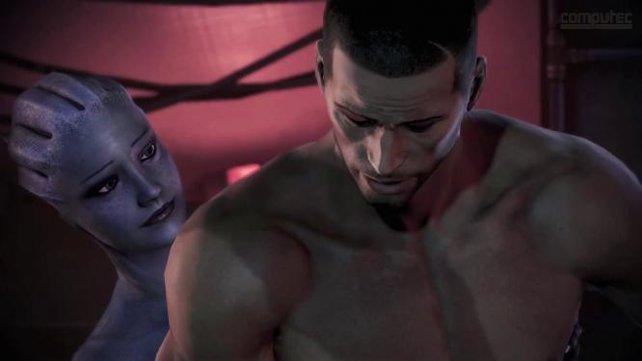 Nicht verzweifeln, Shepard. Das neue Ende ist da.