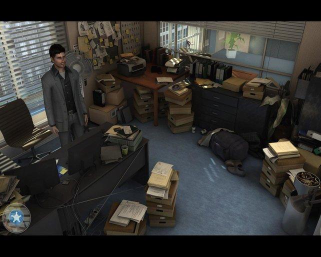 Ein echter Klassiker - das Detektivbüro.