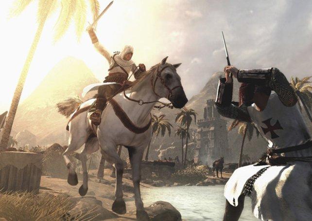 Altair feiert seine Rückkehr auf der PSP.
