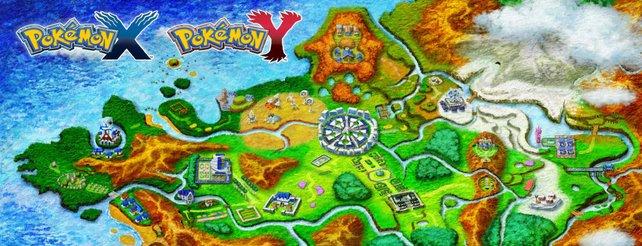 Pokémon X & Y: Neue Fossil-Pokémon Tyrantrum und Aurorus vorgestellt