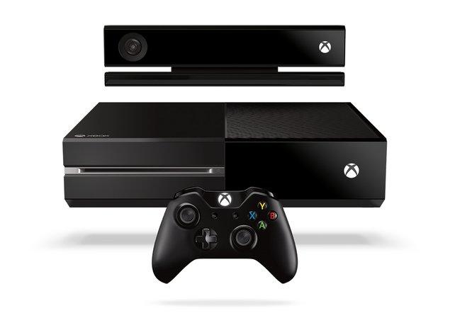 Die Xbox One kommt mit Kinect-Sensor daher.