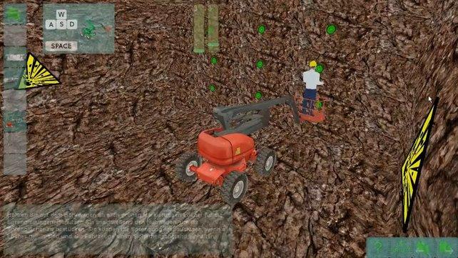 Willkommen in der Schokoladenfabrik... oder so ähnlich.