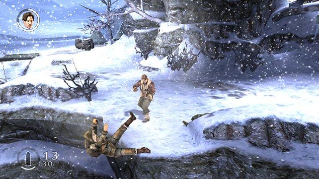 Auch im Himalaya werdet ihr angegriffen: Von Menschen und Wölfen.