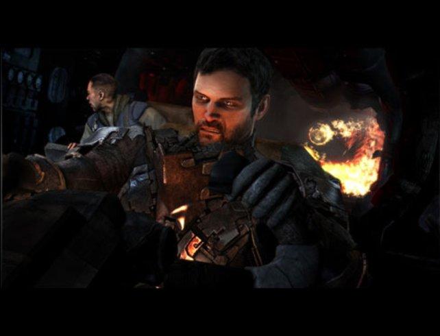 Dead Space 3 bietet einen kooperativen Modus für die Kampagne.