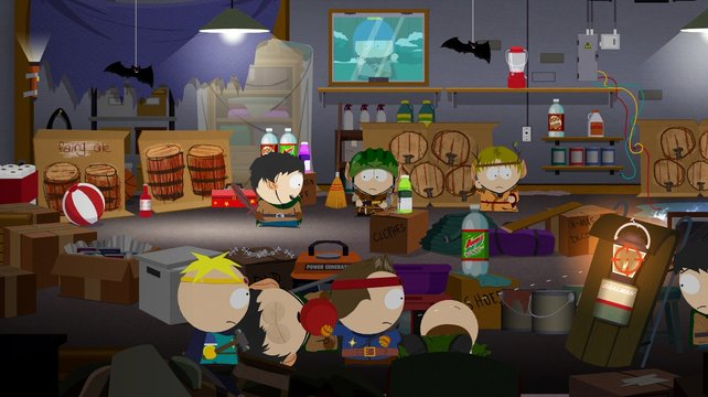 In South Park geht's hart zu.