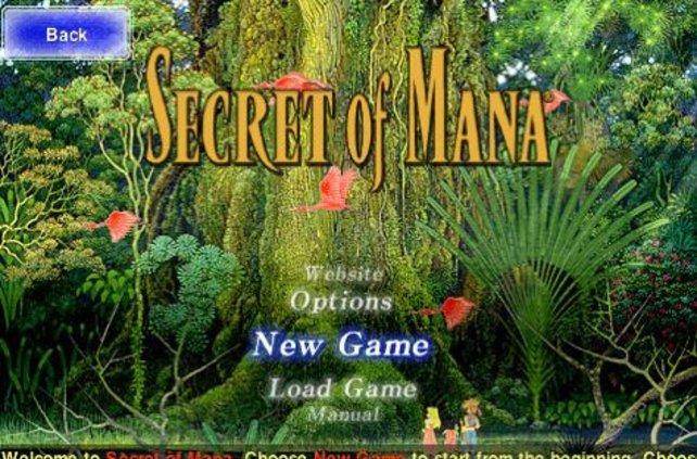 Secret of Mana erschien ursprünglich vor 18 Jahren für das Super Nintendo.