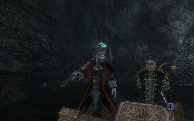 Wer das Spiel durchgespielt hat, kann andere Spieler auf ihren Wegen begleiten - und nebenbei neue Gegenstände finden.