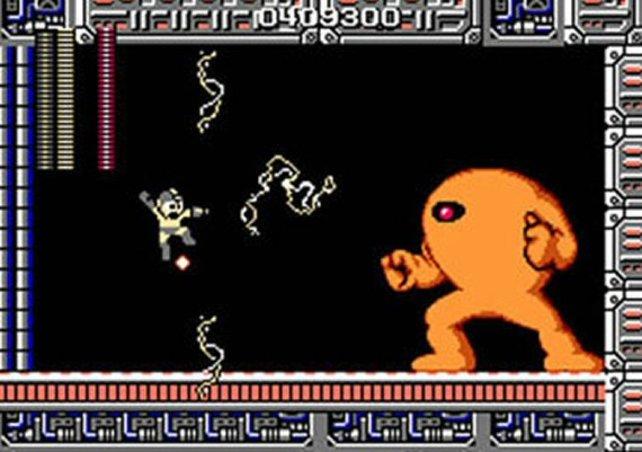 Mega Man ist ab 1987 einer der Helden, die sich am häufigsten auf dem NES tummeln.