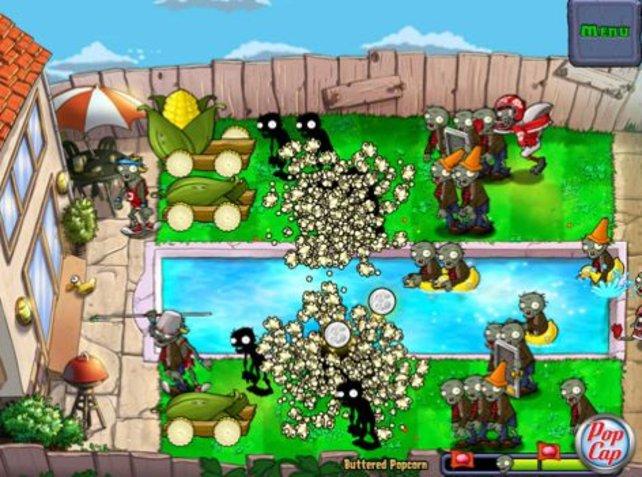 Pflanzen und Zombies! Das Spiel macht hochgradig abhängig!