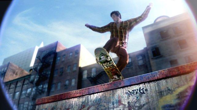 Skate 2 macht so lange Spaß bis ihr euch diesen Download-Inhalt holt.
