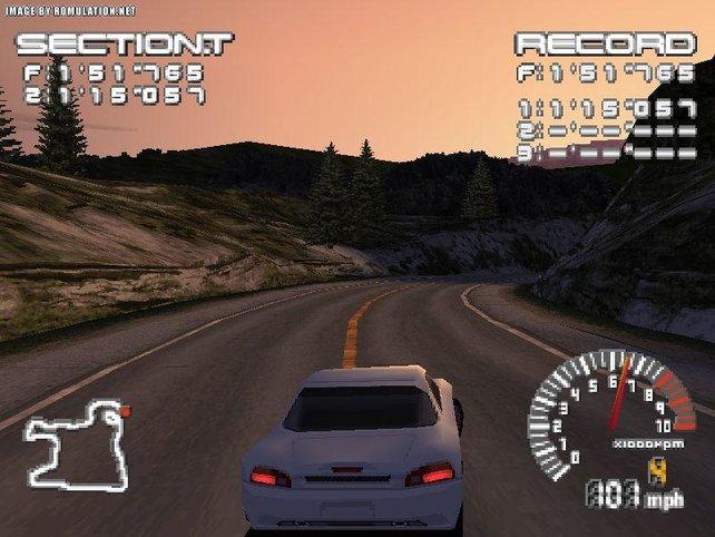 Ridge Racer Type 4 gilt unter Kennern als Höhepunkt der Serie.