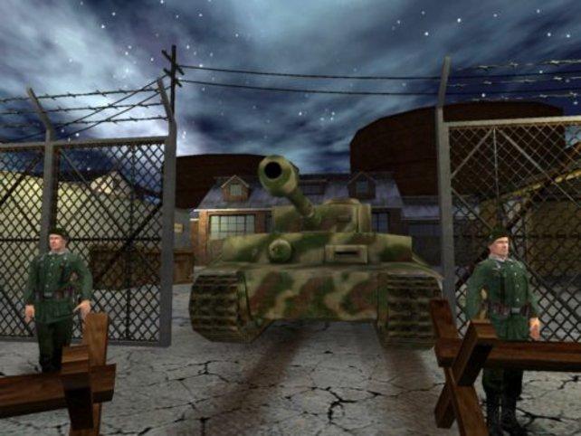 Mit diesem Panzer ist nicht zu spaßen