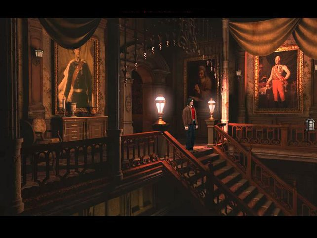 Im Schloss Black Mirror
