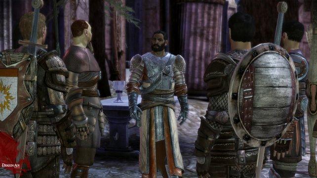 Bioware hat vor allem mit Einzelspieler-Rollenspielen Erfolge eingefahren, wie hier Dragon Age.
