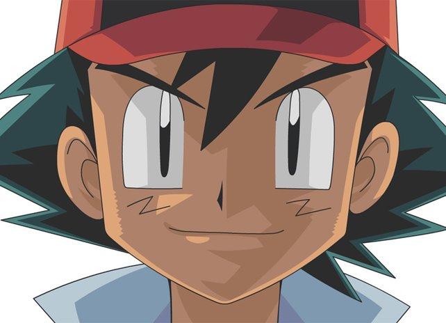 Held Ash will der größte Pokémon-Trainer werden.