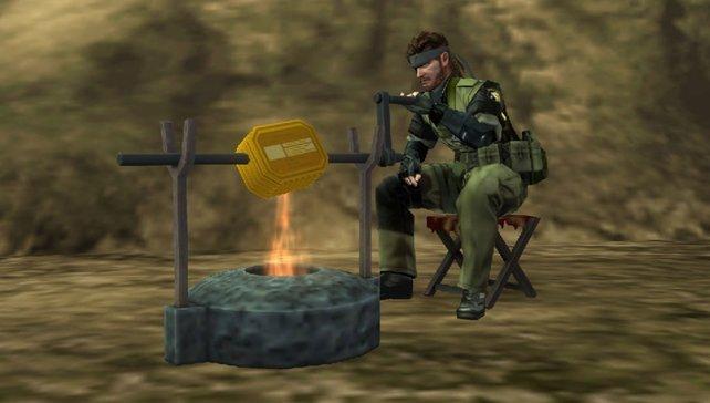 Metal Gear meets Monster Hunter.
