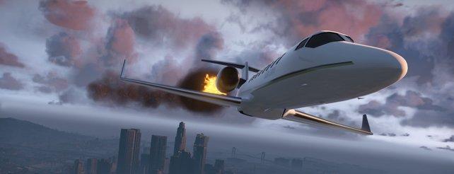 GTA 5: Neue Bilder zeigen Action, Natur und halbnackten Trevor auf der Flucht