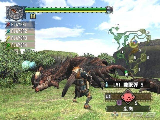 Monster Hunter ist heute eine starke Konkurrenz für Pokémon und Co.