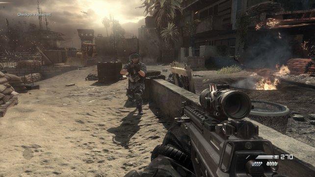 Die PS4-Version bietet die stärkste Konsolentechnik dank viel Detailtiefe und 1080p.