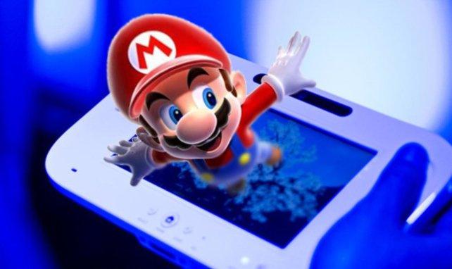 Nintendo-Maskottchen Mario hebt 2012 mit Sicherheit auch auf Wii U ab.